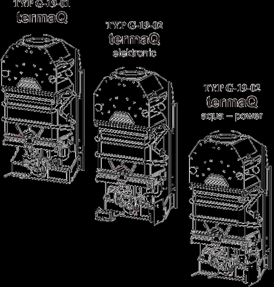 Modernistyczne Termet części, sklep internetowy z kotłami i częściami firmy JT42